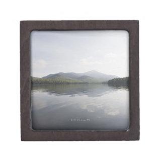 USA, New York State, Adirondack Mountains, Lake 6 Jewelry Box