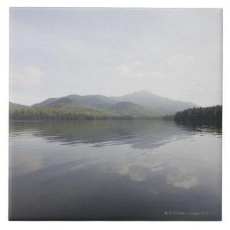 USA, New York State, Adirondack Mountains, Lake 6 Tile