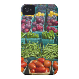 USA, New York State, New York, Vegetables and iPhone 4 Case-Mate Case