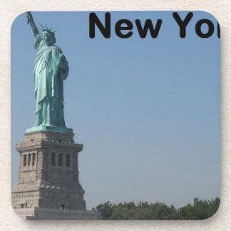 USA NEW YORK State of Liberty (new) (St.K) Coaster