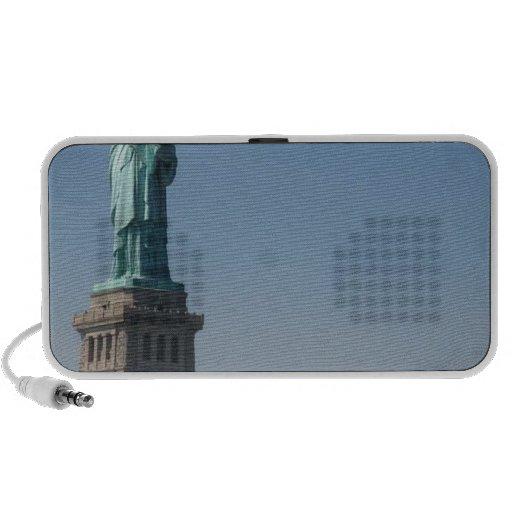USA NEW YORK State of Liberty (new) (St.K) Mini Speaker