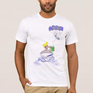 usa new york yeti tshirt by ian rogers