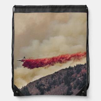 USA, North America, Colorado, Boulder, Flagstaff Cinch Bags