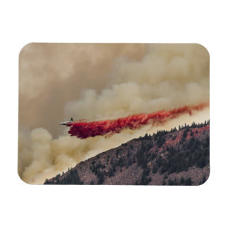 USA, North America, Colorado, Boulder, Flagstaff Rectangular Photo Magnet
