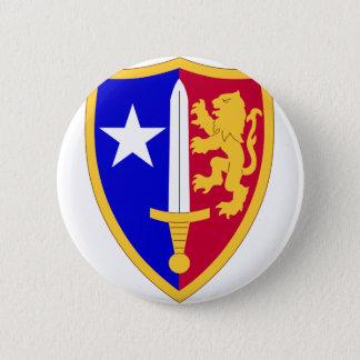 USA North Atlantic Treaty Organization (NATO) Button