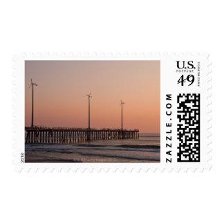 USA, North Carolina, Outer Banks, Kill Devil 2 Postage Stamp