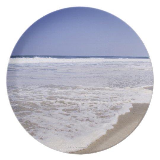 USA, North Carolina, Outer Banks, Kill Devil 5 Melamine Plate