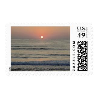 USA, North Carolina, Outer Banks, Kill Devil Postage Stamp
