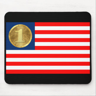 USA Number One! Mouse Pad