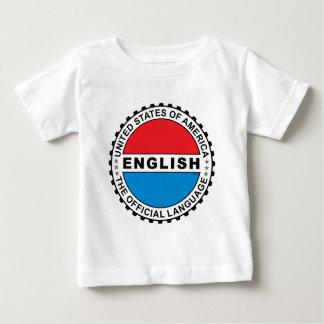 USA Official Language Tee Shirts