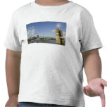 USA, Ohio, Cincinnati: Roebling Suspension 2 Tshirts