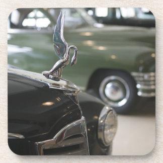 USA, Ohio, Dayton: America's Packard Museum Beverage Coaster