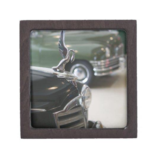 USA, Ohio, Dayton: America's Packard Museum Jewelry Box