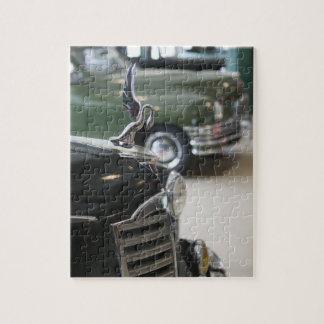 USA, Ohio, Dayton: America's Packard Museum Jigsaw Puzzle