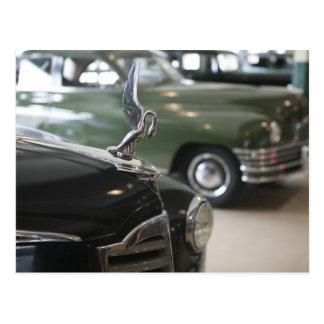 USA, Ohio, Dayton: America's Packard Museum Postcard