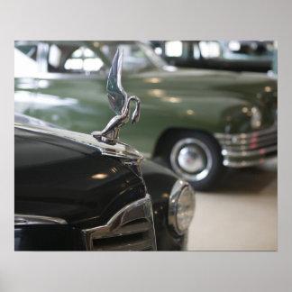 USA, Ohio, Dayton: America's Packard Museum Poster