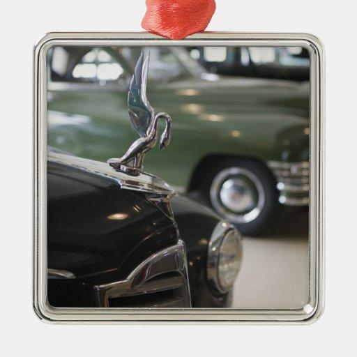 USA, Ohio, Dayton: American Packard Museum, 7 Ornament