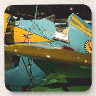 USA, Ohio, Dayton: US Air Force Museum and 2 Drink Coaster