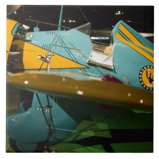 USA, Ohio, Dayton: US Air Force Museum and 2 Large Square Tile