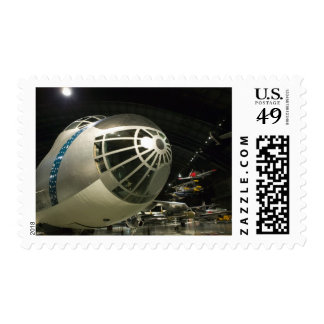 USA, Ohio, Dayton: US Air Force Museum and Postage