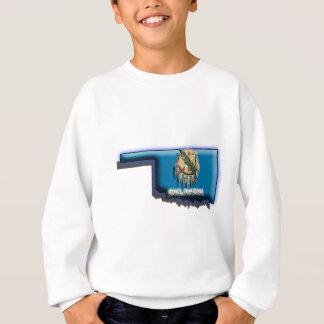 USA: Oklahoma (3d) Sweatshirt