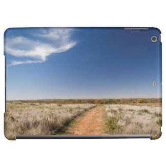 USA, Oklahoma, Black Kettle National Grasslands iPad Air Cover