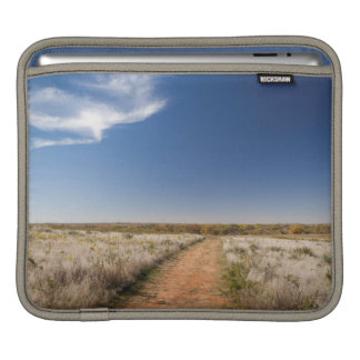 USA, Oklahoma, Black Kettle National Grasslands iPad Sleeve