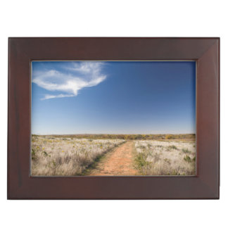 USA, Oklahoma, Black Kettle National Grasslands Memory Box