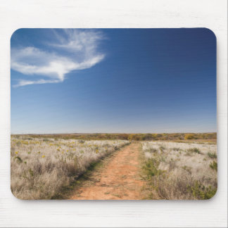 USA, Oklahoma, Black Kettle National Grasslands Mouse Pad
