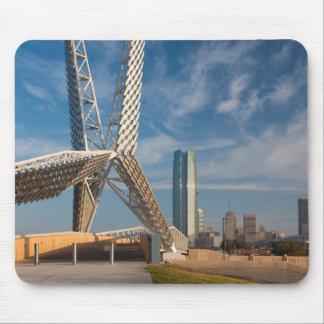 USA, Oklahoma, Oklahoma City, Skydance Mouse Pad