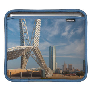 USA, Oklahoma, Oklahoma City, Skydance Sleeve For iPads