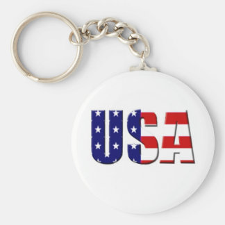 USA Olympics Souvenirs and Accessories Keychain