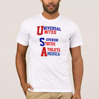 Usa Olympics t-shirts