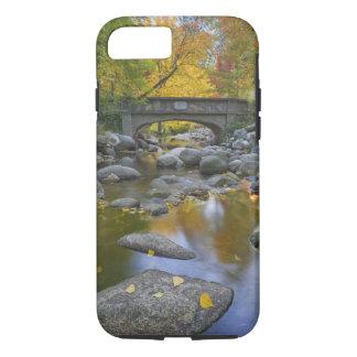 USA, Oregon, Ashland, Lithia Park. Autumn iPhone 8/7 Case