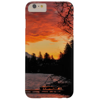 USA, Oregon. Blue Lake And Mt Hood At Sunrise Barely There iPhone 6 Plus Case
