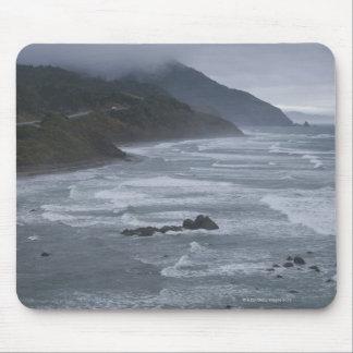 USA, Oregon, Coastline Mouse Pad