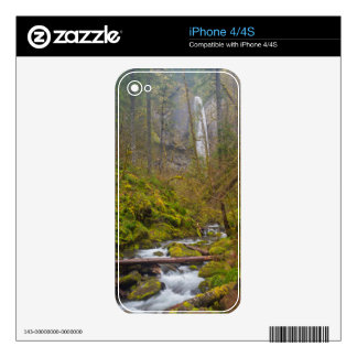 USA, Oregon, Columbia Gorge Decals For iPhone 4S