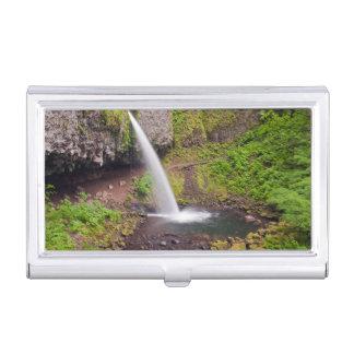 USA, Oregon, Columbia River Gorge 4 Business Card Case