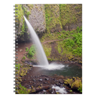 USA, Oregon, Columbia River Gorge 4 Notebook