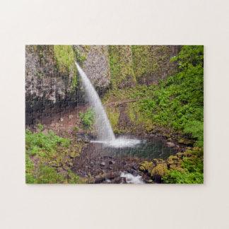 USA, Oregon, Columbia River Gorge 4 Puzzle
