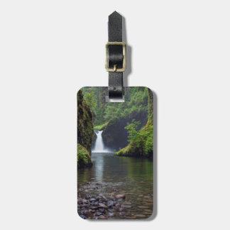USA, Oregon, Columbia River Gorge 5 Bag Tag