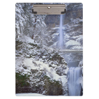 USA, Oregon, Columbia River Gorge Clipboard