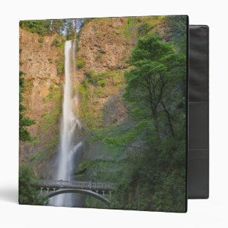 USA, Oregon, Columbia River Gorge, Multnomah 3 Ring Binder