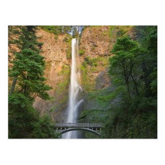 USA, Oregon, Columbia River Gorge, Multnomah Postcard