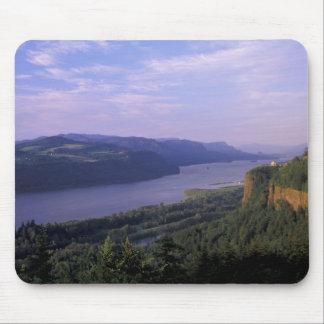USA, Oregon, Columbia River Gorge National 4 Mouse Pad