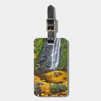 USA, Oregon, Columbia River Gorge National Bag Tag