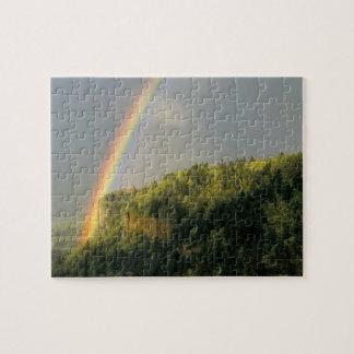 USA, Oregon, Columbia River Gorge National Jigsaw Puzzle