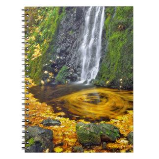 USA, Oregon, Columbia River Gorge National Notebook