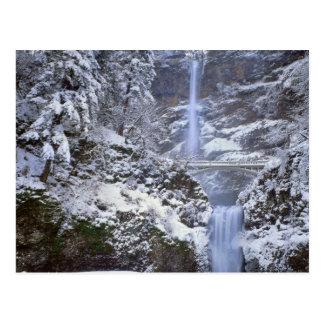 USA, Oregon, Columbia River Gorge Postcard