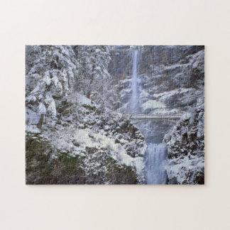 USA, Oregon, Columbia River Gorge Puzzle